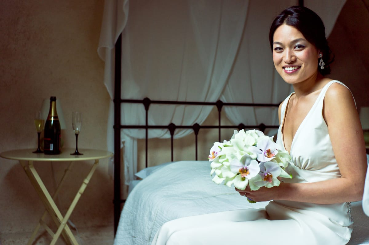 The bride in waiting | Wedding editorial photography | Evoke Eternity