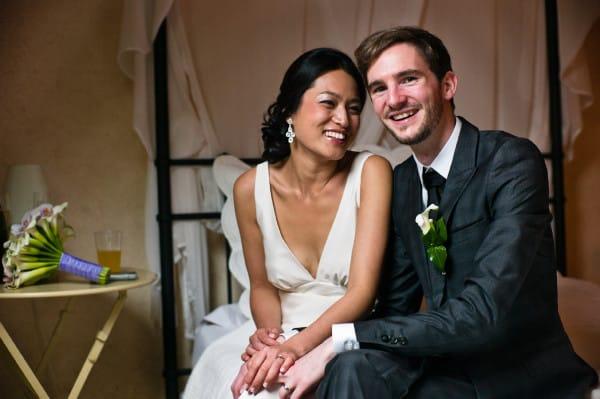 The happy couple | Wedding editorial photography | Evoke Eternity