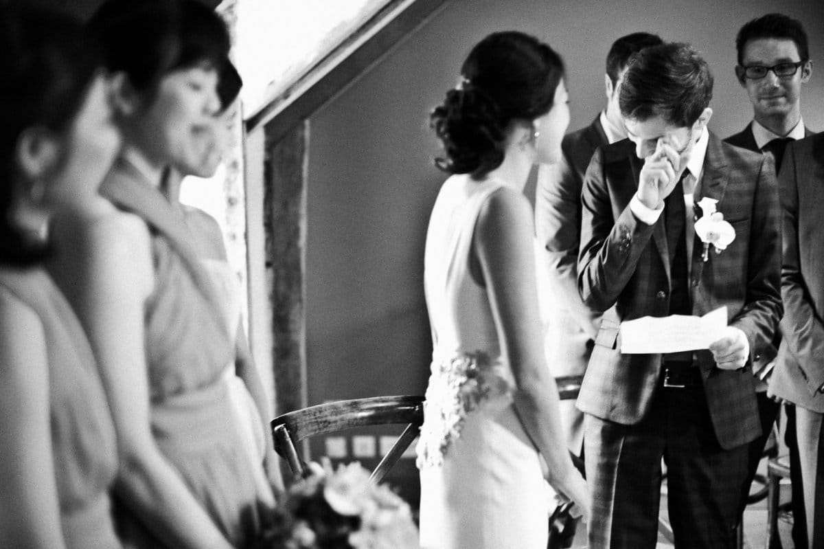 A tender moment | Wedding Photojournalistic Photography | Evoke Eternity