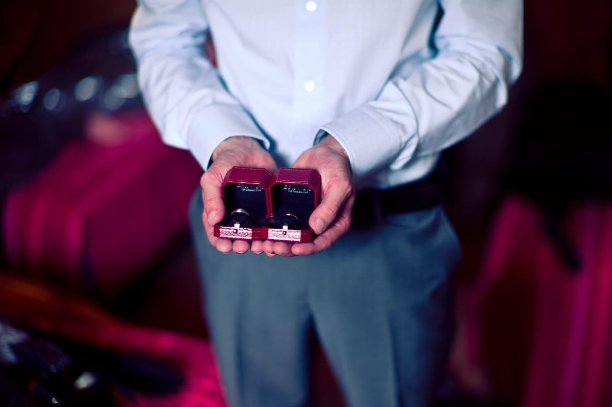 Rings | Wedding Photography | Evoke Eternity