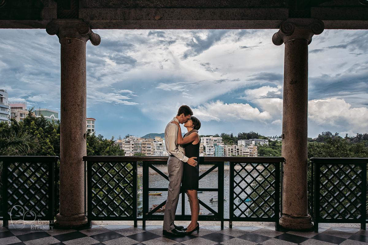 Pre wedding love story in Hong Kong
