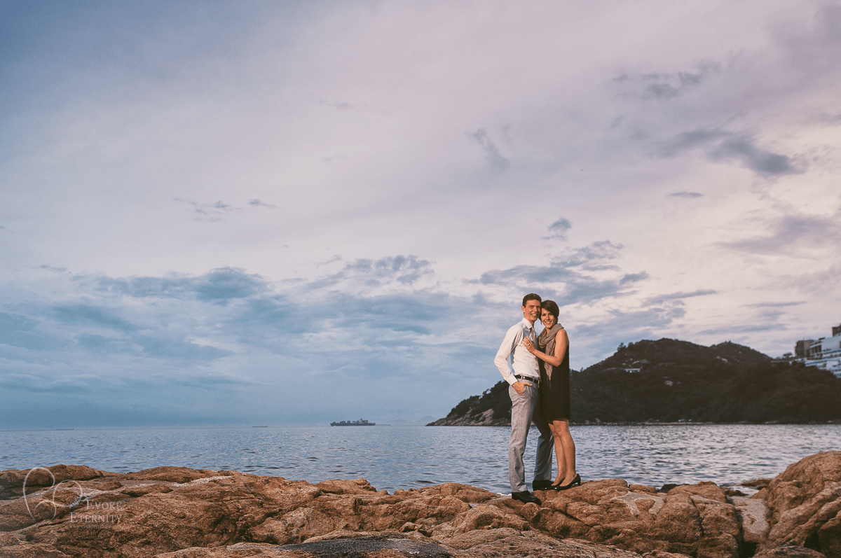 Pre wedding love story in Hong Kong