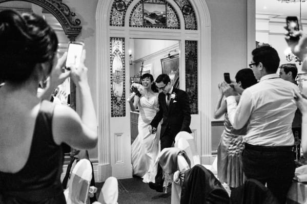 Danielle and Meng at Ascot House, Melbourne | Photography by Evoke Eternity (www.evokeeternity)
